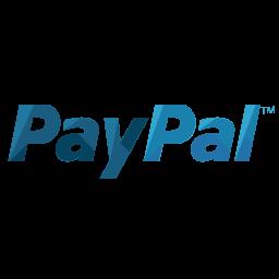 PayPal Flat  Logo Icon