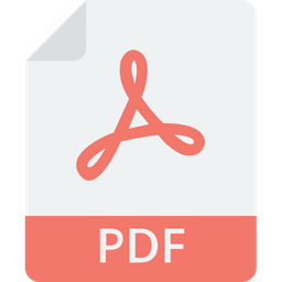 Pdf File Icon Of Flat Style Available In Svg Png Eps Ai Icon Fonts