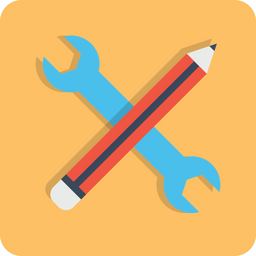 Pen, Pencil, Settings, Seo, Web, Editing, Stationary Icon png
