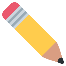 Pencil Icon Of Flat Style Available In Svg Png Eps Ai Icon Fonts