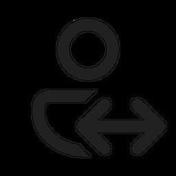 Person Swap Icon