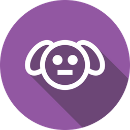 Pet, Care, Trainning, Freind, Human, Face Icon png