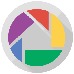 Picasa Flat  Logo Icon