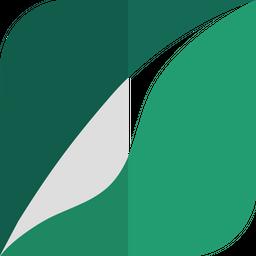 Pied Piper Gradient  Logo Icon