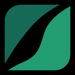 Pied Piper Colored Outline  Logo Icon