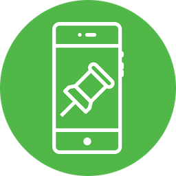 Pin, Attach, Add, Navigate, Locate, Location, Interface, UI Icon