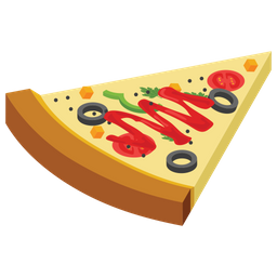 Pizza Slice Icon Of Isometric Style Available In Svg Png Eps Ai Icon Fonts