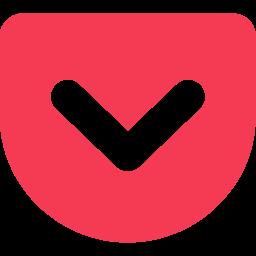 Pocket Logo Icon