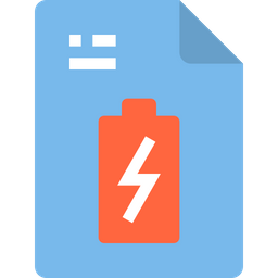 Power File Icon
