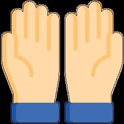Praying Hand Icon