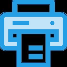 Printer, Print, Copy, Ui, Interface, Paper, Ink Icon