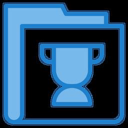 Prize Folder Icon