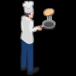 Professional Chef Icon