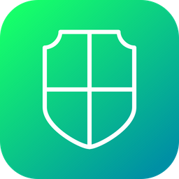 Protection, Shield, Encryption, Firewall, Secure, Security Icon