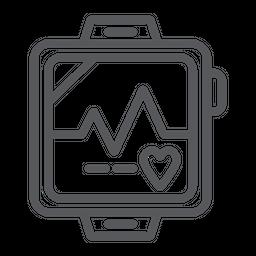 Pulse measurement Icon