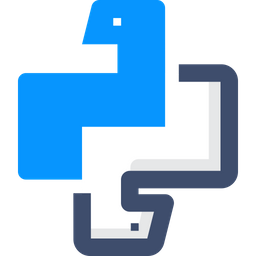 Python Icon Of Colored Outline Style Available In Svg Png Eps Ai Icon Fonts