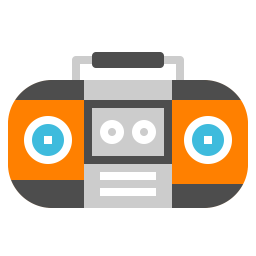 Radio Icon Of Flat Style Available In Svg Png Eps Ai Icon Fonts