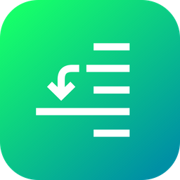 Raise, Interface, Tool, Alignment, Adjustment, Object, Page, Up Icon