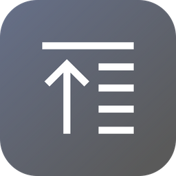 Raise, Top, Alignment, Adjustment, Tool, Move Icon