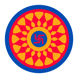 Rangoli, Sticker, Diwali, Decoration, Indian, Hindu, Festival, Celebration Icon