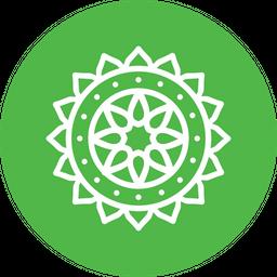 Rangoli Icon