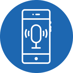 Recording, Speech, Recognization, Voice, Recorder, Input Icon