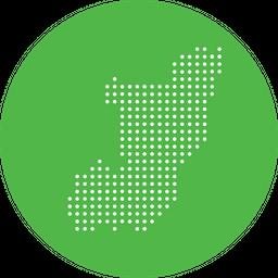 Republic Glyph Icon