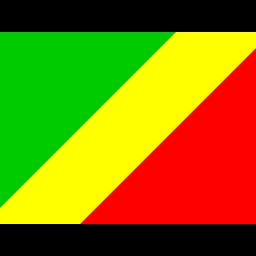 Republic Flat  Flag Icon