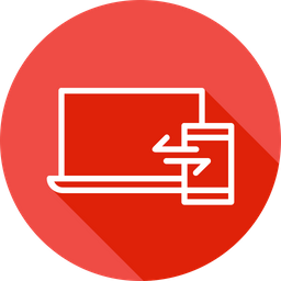 Responsive, Design, Computer, Mobile, Sync, Synchronization, Seo Icon png