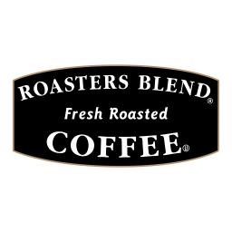 Roasters Flat  Logo Icon