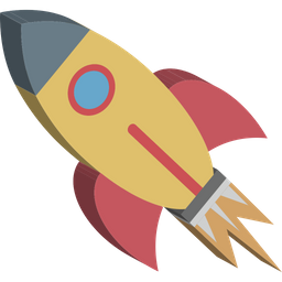 Rocket Icon Of Isometric Style Available In Svg Png Eps Ai Icon Fonts