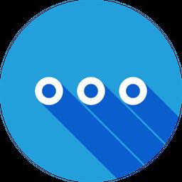 Round Line Icon