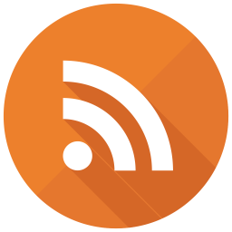 Rss Flat  Logo Icon