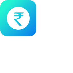 Rupee, Indian, Currency, Cash, Coin Icon