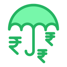 Rupees Protect Icon