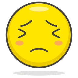 Sad Emoji Icon