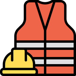 Safety costume Icon