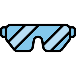 Safety glass Icon