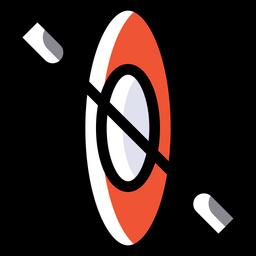 Safety tube Icon
