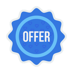 Sale, Offer, Sticker, Label, Shop, Shopping Icon