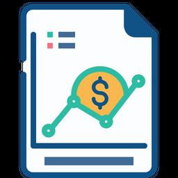 Sales, Analysis, Report, Progress, Dollar, Finance, Analytics Icon png