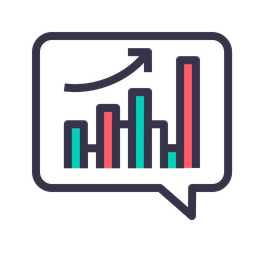 Sales Colored Outline Icon