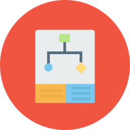 Sales, Graph, Chart, Annual, Report, Analysis, Statics Icon