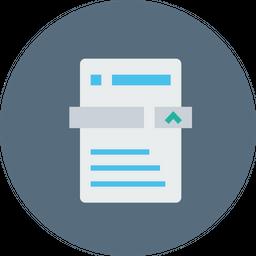 Sales, Report, Analysis, Analytics, Performance, Measure, Revenue Icon