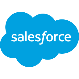 Salesforce Logo Icon
