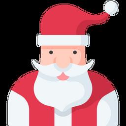 Santa clause Icon