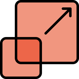 Scale tool Icon