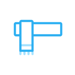 Scarf Line Icon