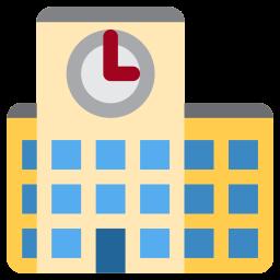School Emoji Icon