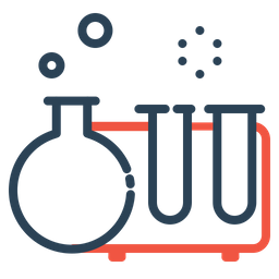 Science, Research, Testtube, Experiment, Bubble, Study, Project Icon